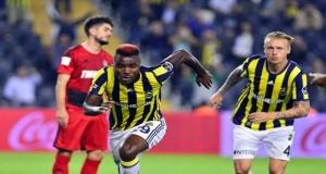 Fenerbahçe 2 Gaziantepspor 1
