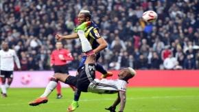 Beşiktaş 0-1 Fenerbahçe (maç sonucu)
