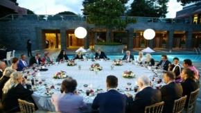 Cumhurbaşkanı Erdoğan#039;ın iftar yemeğine ünlü akını