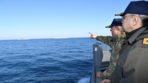 Genelkurmay Başkanı Akardan Kardaka sürpriz ziyaret