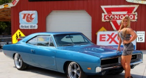 1969 Dodge Charger-rt