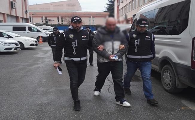Cinayet zanlısı  Kocaeli'de yakalandı