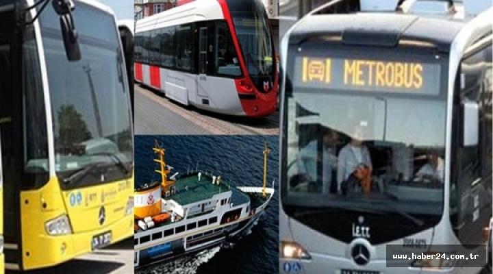 İmamoğlu;İstanbul'da ulaşıma kısıtlama geliyor