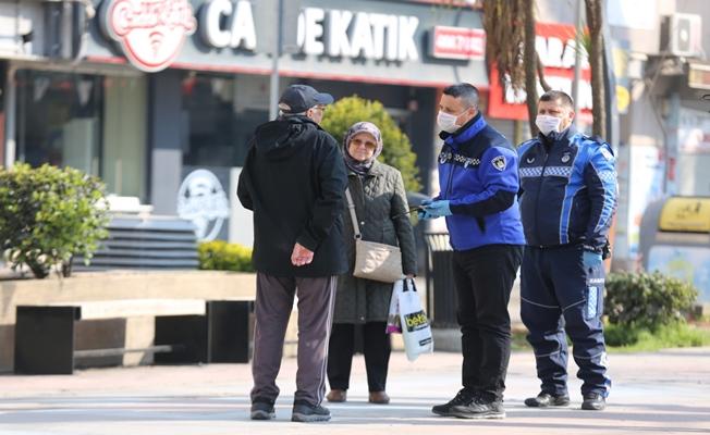 Kocaeli'de Zabıta sokak sokak geziyor