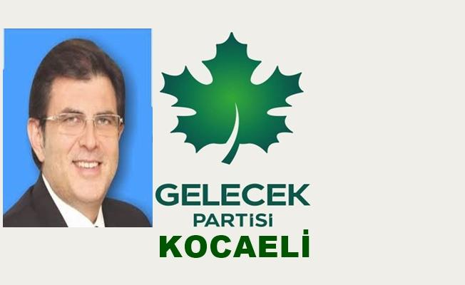 Gelecek Partisi Kocaeli bölgesinde görev dağıtımı yapıldı