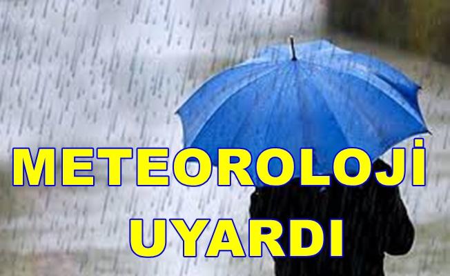 Meteoroloji 6 ili uyardı!