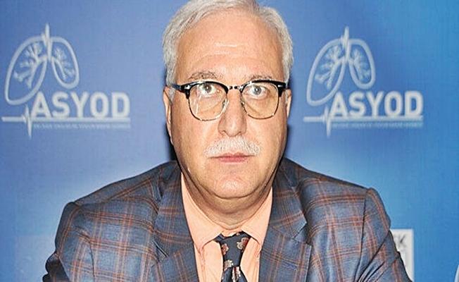 """Prof. Dr. Özlü: """"Evde mutlu olmaya çalışın"""""""