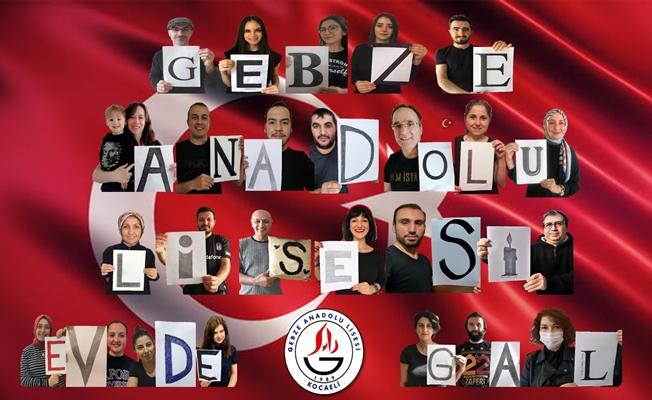 Gebze Anadolu Lisesi Bakan Selçuk'u Unutmadı
