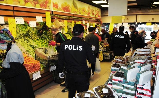 Kocaeli'de yapılan Huzur uygulamasında 173 kişiye para cezası uygulandı