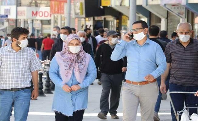 5 ilimizde daha maskesiz sokağa çıkmak yasak!