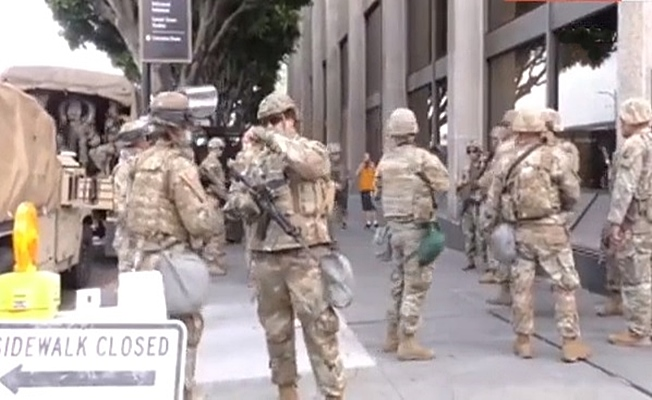 """ABD'de, meşhur """"Irak"""" tugayı görevlendirildi"""