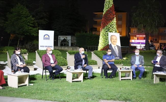 Gebze Belediyesi Uyuşturucuyla Mücadele Farkındalık Programı Düzenledi