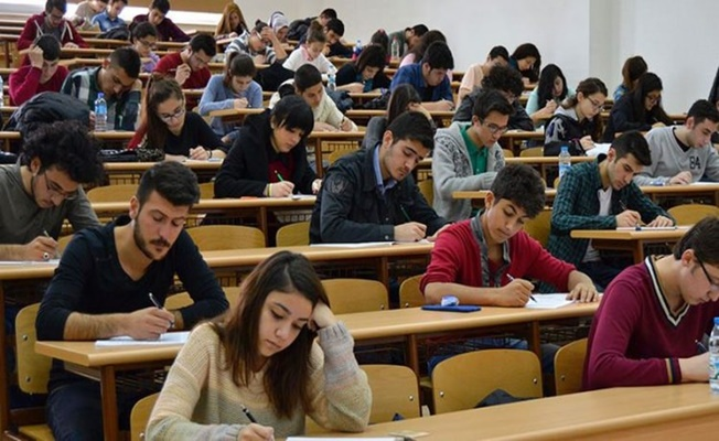 """Sınavlarının yapılacağı saatler için """"sokağa çıkma yasağı"""" önerisi!"""