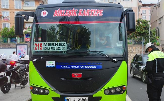 Toplu taşıma araçlarının yüzde 50 yolcu alma zorunluluğu kaldırıldı