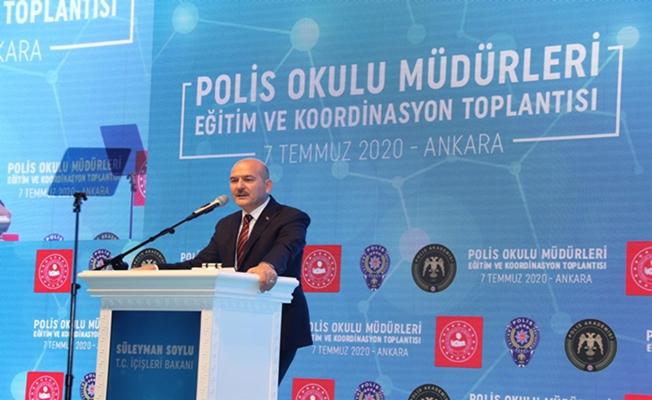 Polis Okulu Müdürleri Eğitim ve Koordinasyon Toplantısı Gerçekleştirildi