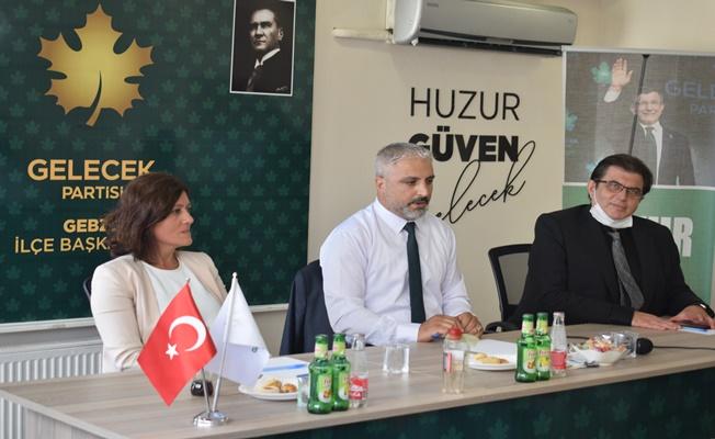 Gelecek Partisi Gebze'ye Çakır'dan sonra sürpriz isim geliyor!
