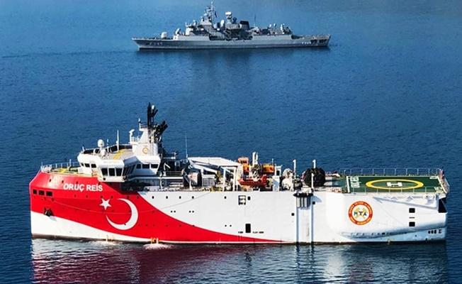 TCG Kemalreis ile çarpışan Yunan gemisi hasar aldı
