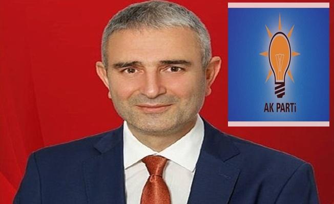 AK Parti Gebze'de Recep Kaya dönemi başladı!