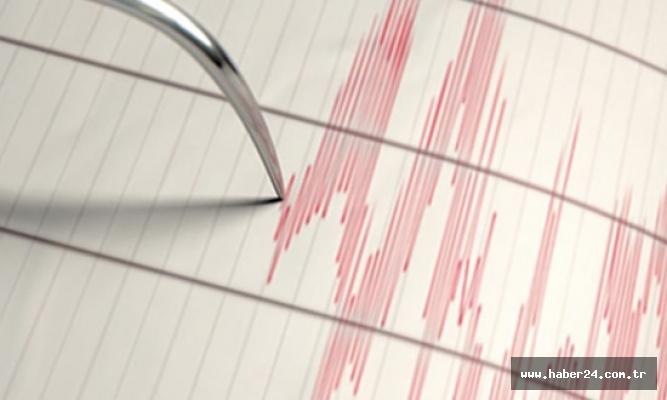 Ege'de büyük deprem!