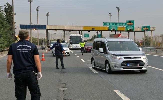 Göçmen kaçakçısı Gebze'de yakalandı!