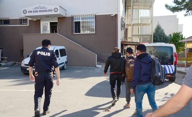 Kocaeli'de göçmen kaçakçılarına  geçit yok!