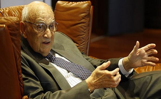 Türk sanayiinin kurucusu ünlü iş insanı hayatını kaybetti!