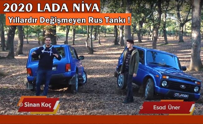 2020 LADA NIVA | Yıllardır Değişmeyen Rus Tankı !