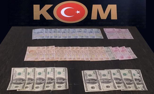 Kocaeli'de sahte dolarla alışveriş yapan 2 kişi tutuklandı!