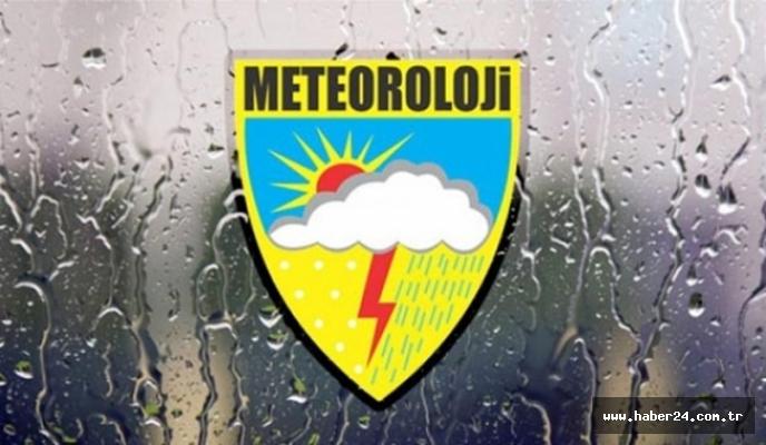 Meteoroloji tahminleri 18 Kasım Çarşamba