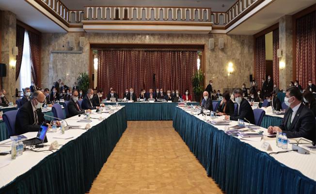 Sağlık Bakanlığı 2021 Bütçesi TBMM Plan Bütçe Komisyonunda Kabul Edildi