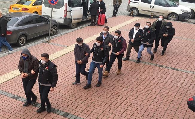 Kocaeli'de uyuşturucu imalathanesine operasyon!