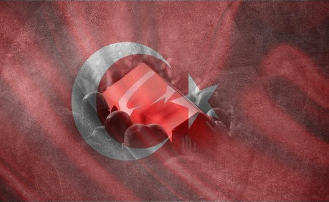 Zeytin Dalı Harekat bölgesinde bir şehit!