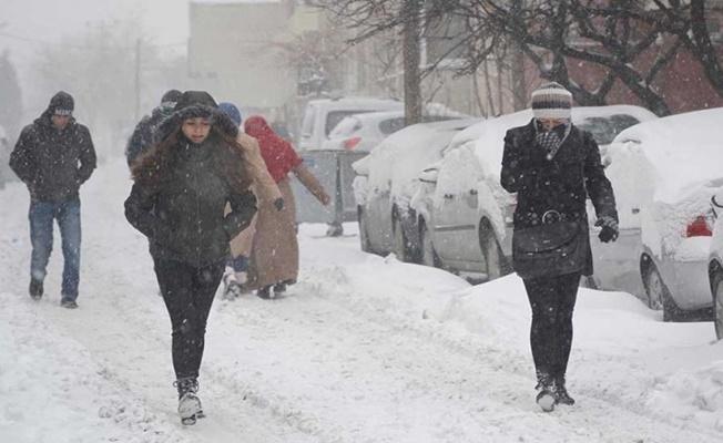 Beklenen olursa İstanbul'a 1985 kışı geri gelecek!
