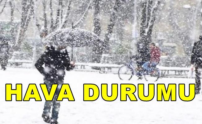 Meteoroloji'den tam 40 il için kar uyarısı!
