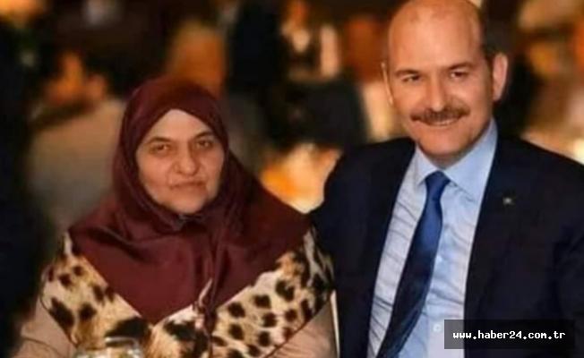Süleyman Soylu'nun Annesi Servet Soylu hastaneye kaldırıldı!