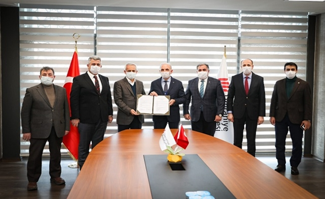Ümraniye'de Bin Şehit İçin Bin Su Kuyusu protokolü imzalandı