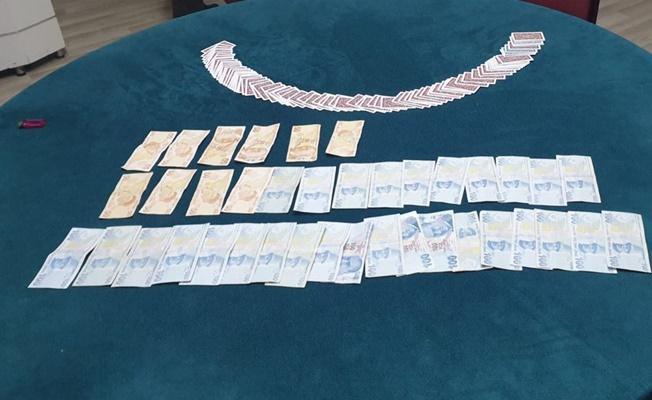 Yasaklamalarda Gebze'de kumar oynayan 12 kişiye ceza!