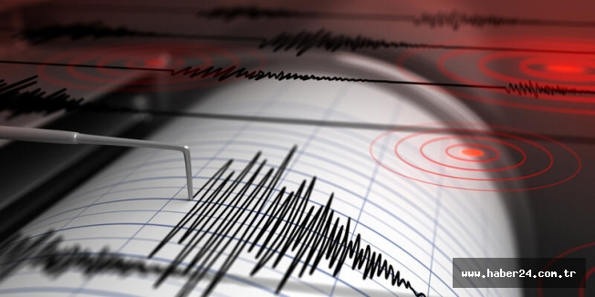 İzmir Karaburun'da art arda depremler meydana geldi
