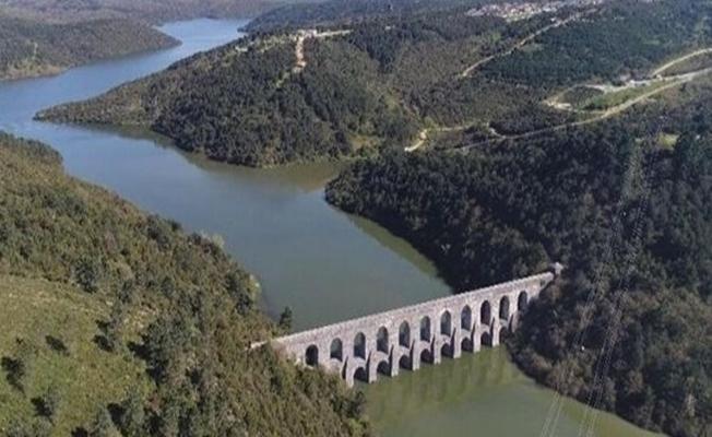 Baraj doluluk oranı yüzde 54,07 yükseldi