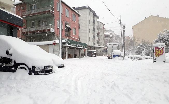 Her kar yağdığında önce Belediye Başkanları kendilerini sorgulasın!