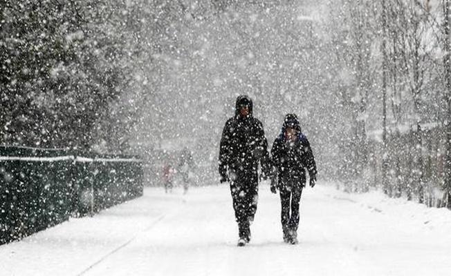 Kar yağışı tekrar geliyor!