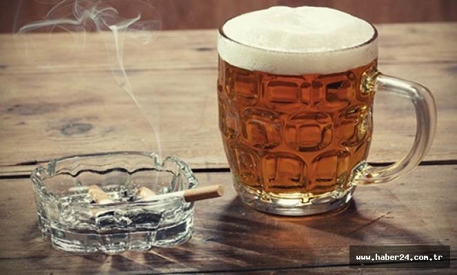 Sigara ve alkole yeni yasaklar geliyor!