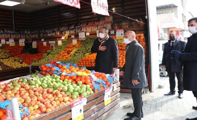 Sultanbeyli'de korona karşı sıkı mücadele
