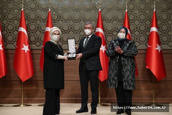 Engelsiz Yaşam Merkezin'e 'Türkiye Erişilebilirlik Ödülü'