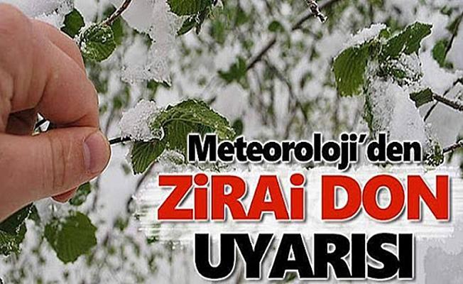Meteoroloji'den 19 il için sarı uyarı