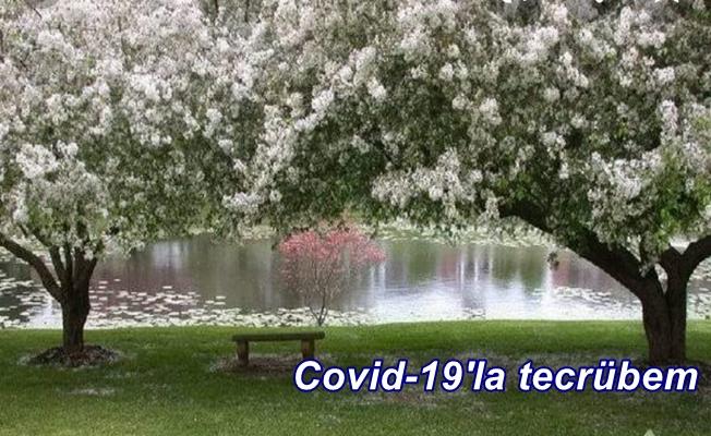 Mehmet Fatih Tosuner, Covid-19'la tecrübem
