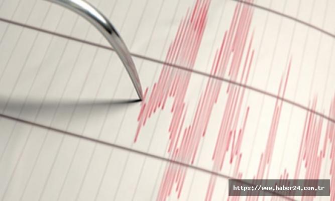 Ege'de şiddetli deprem ; 5,1