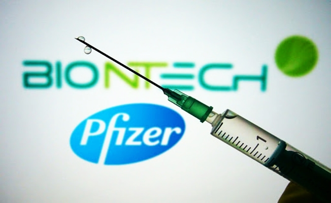 """KADIOĞLU; """" Biontech Aşıları Hazır"""" dedi"""