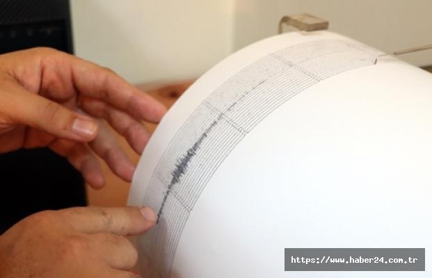 Muğla'da şiddetli deprem!