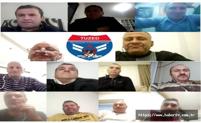 TUZED Ege Bölge Başkanlığı toplandı